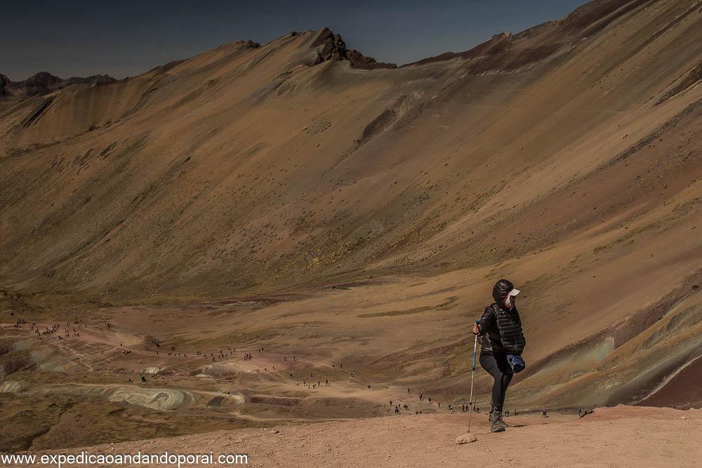 Montanhas Coloridas de Vinicunca