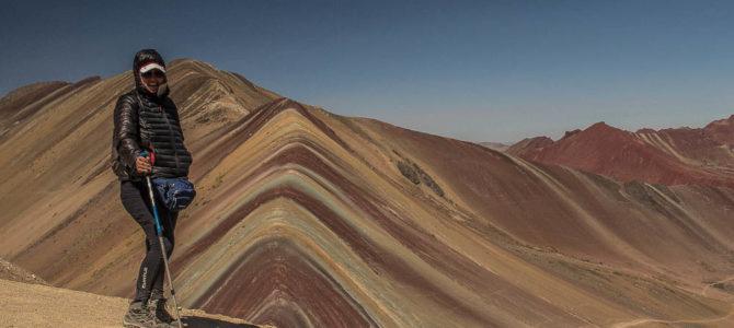 Montanhas Coloridas de Vinicunca – Peru