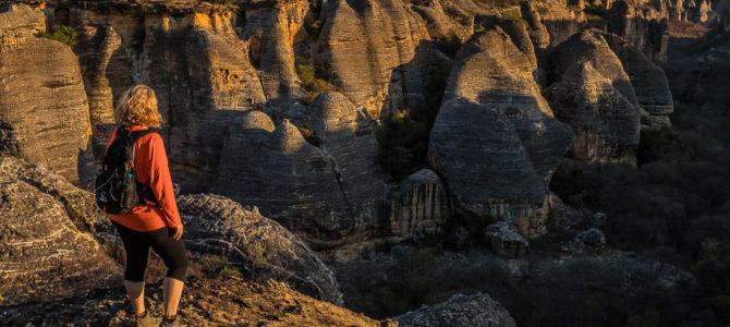 Desfiladeiro da Capivara e Serra Vermelha – Serra da Capivara