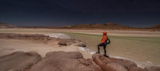 Piedras Rojas e Lagunas Altiplânicas no Atacama